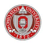 申请俄亥俄州立大学地质学专业PS