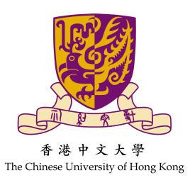 申请香港中文大学市场营销硕士的PS